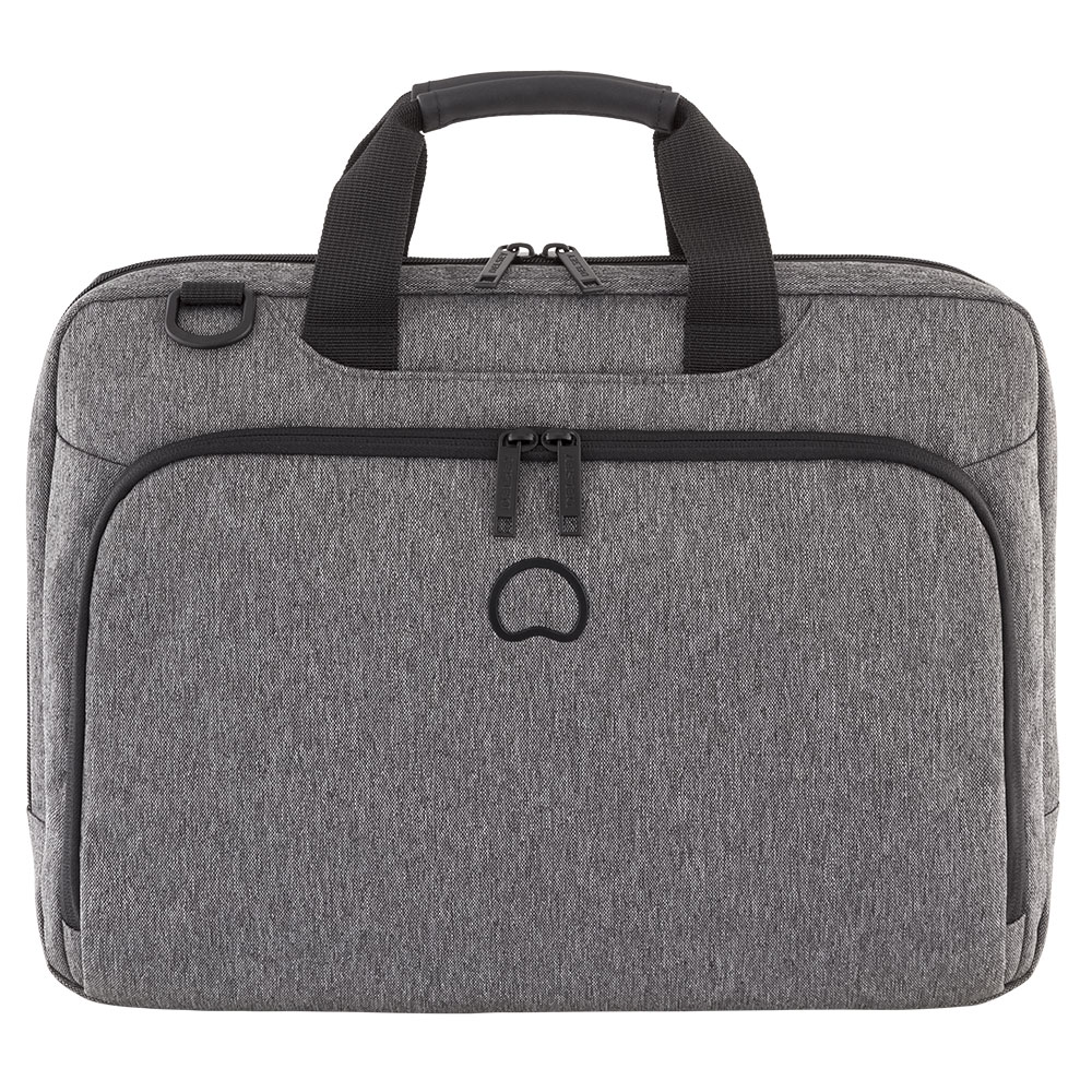 Delsey Esplanade Laptop Bag 1-CPT 15.6″ Anthracite