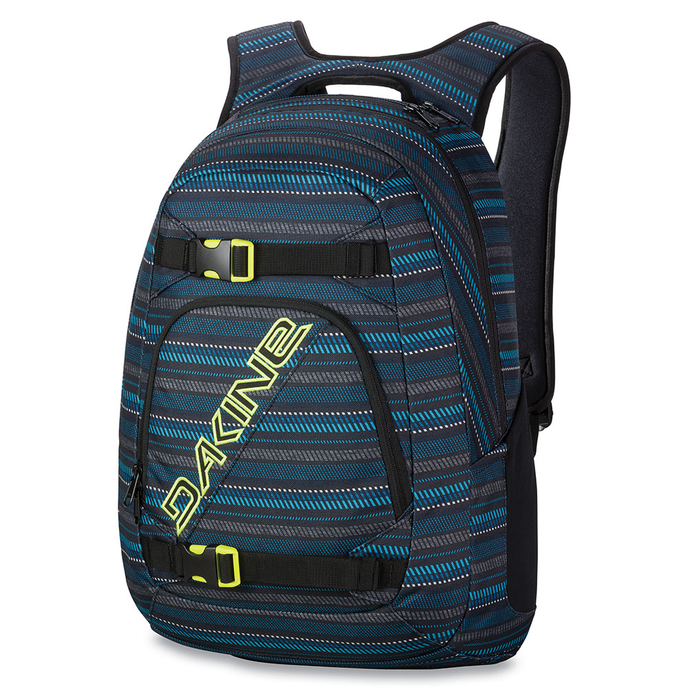 Laptop Backpacks Dakine Explorer 26L Rugzak Ventana