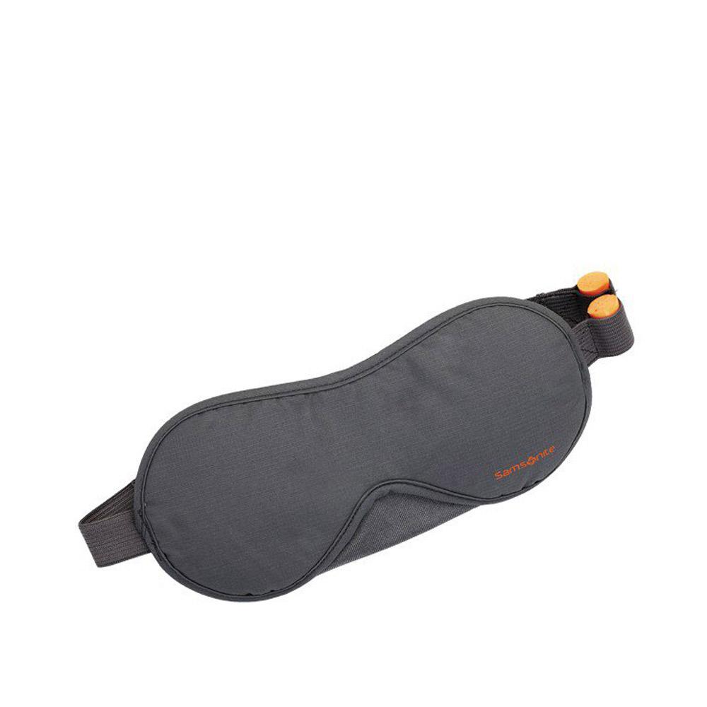 Samsonite Travel Accessoires Slaapmasker met Oordopjes Graphite