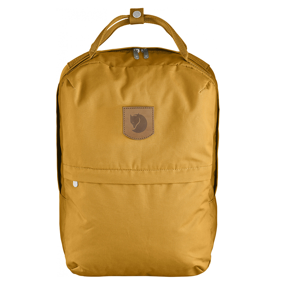Casual Rugtassen FjallRaven Greenland Zip Backpack Large Dandelion