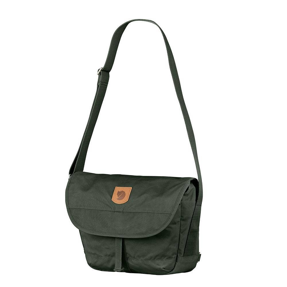 FjallRaven Greenland Shoulder Bag Small Deep Forest