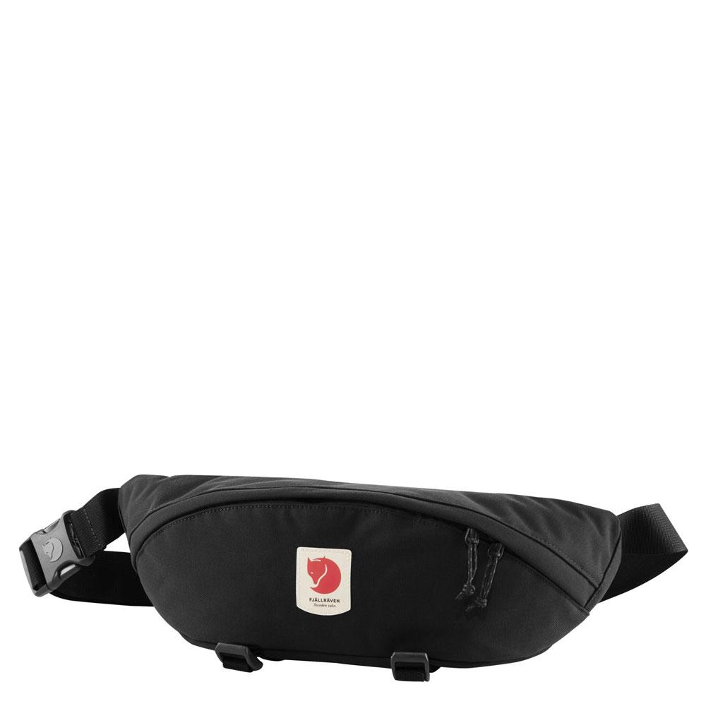 Fjallraven Ulvo Hip Pack Large Heuptas Black
