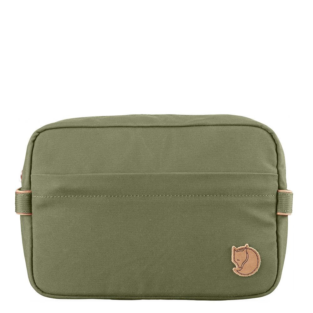 FjallRaven Travel Toiletry Bag Green FjallRaven Hoge kwaliteit