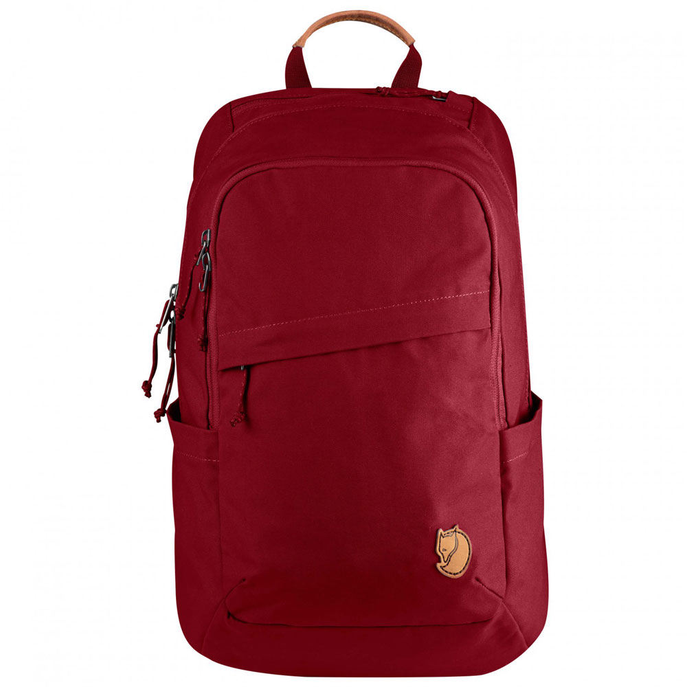 FjallRaven Raven 20 L Backpack Redwood