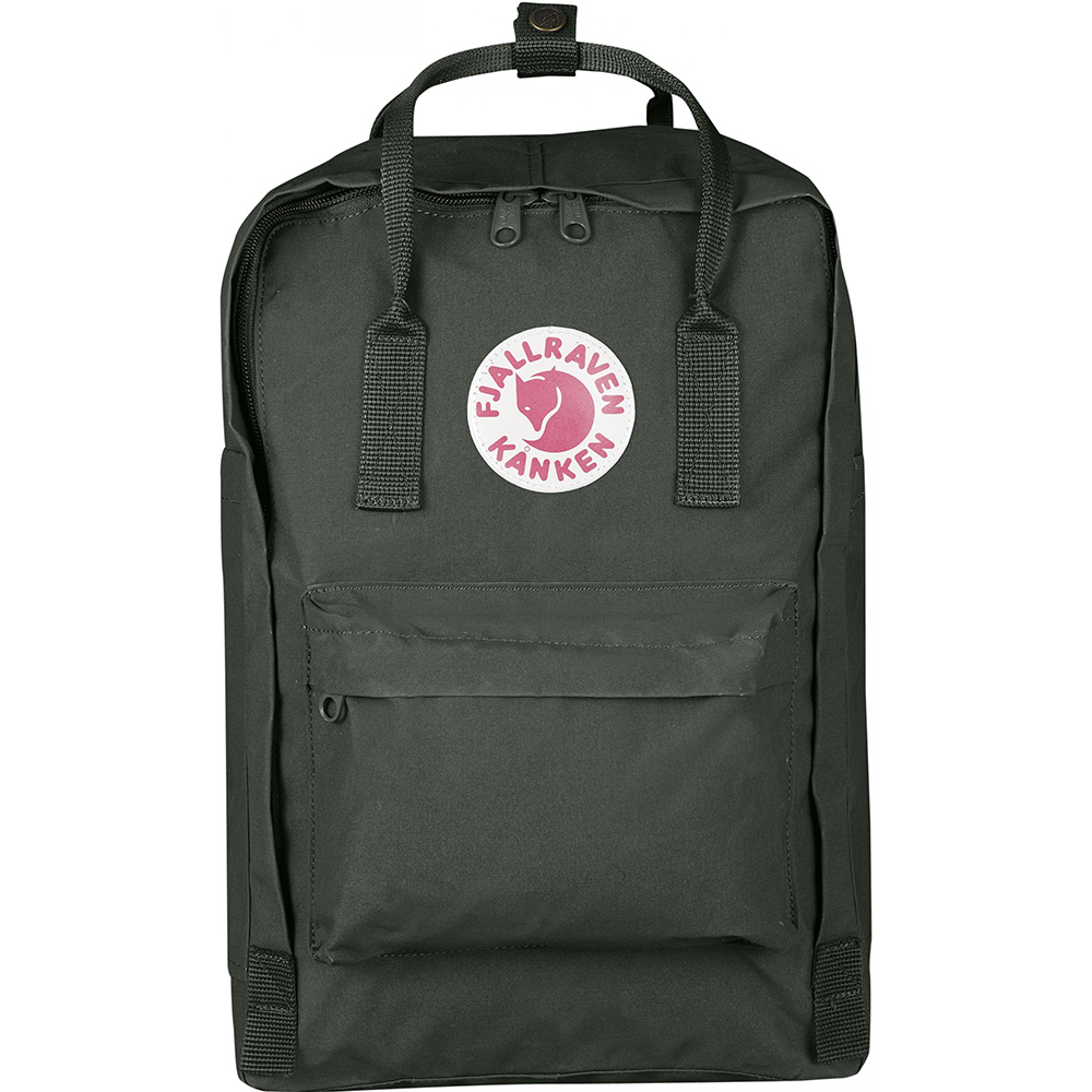 FjallRaven Kanken Laptop 15 Rugzak Forest Green