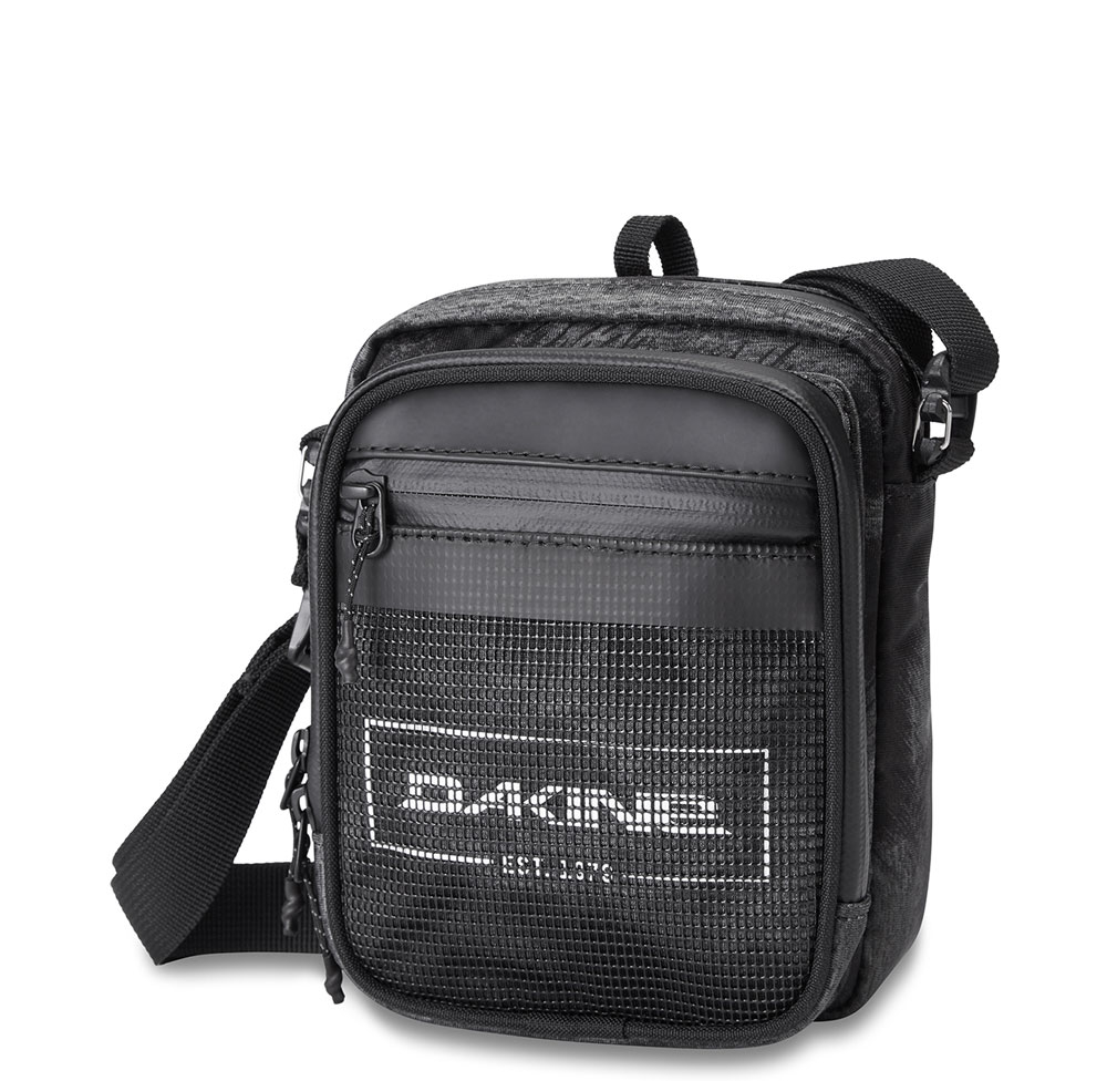 Dakine Field Bag Crossbody Schoudertas Ashcroft Black Jersey