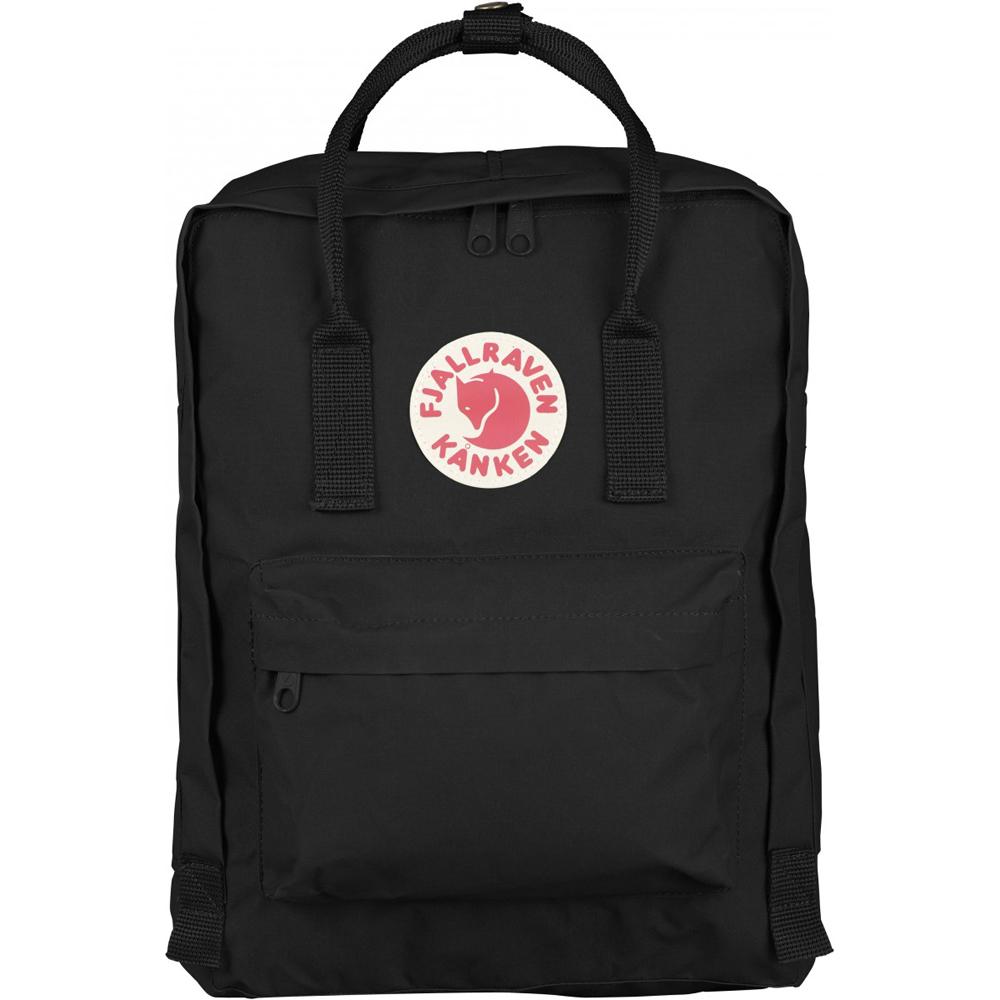 Kanken F23510 backpack Zwart