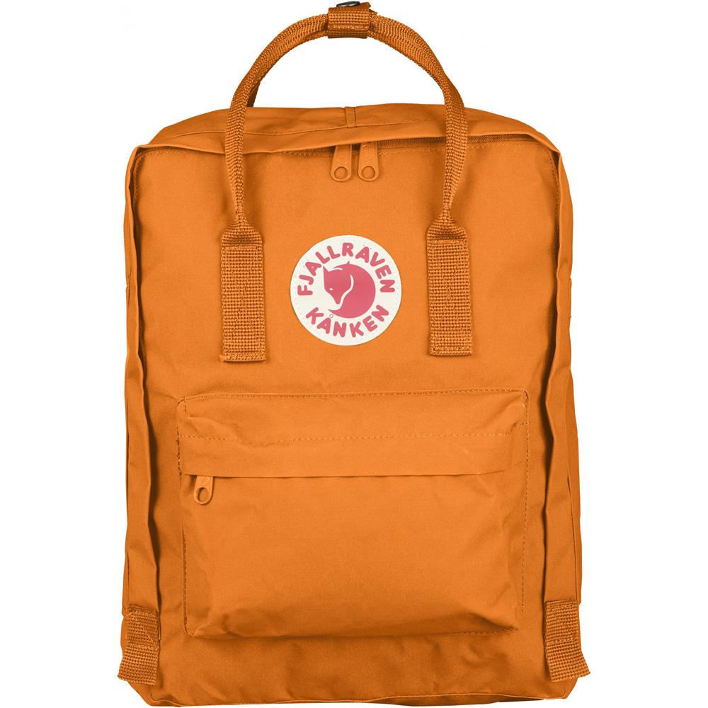 FjallRaven Kanken Rugzak Burnt Orange