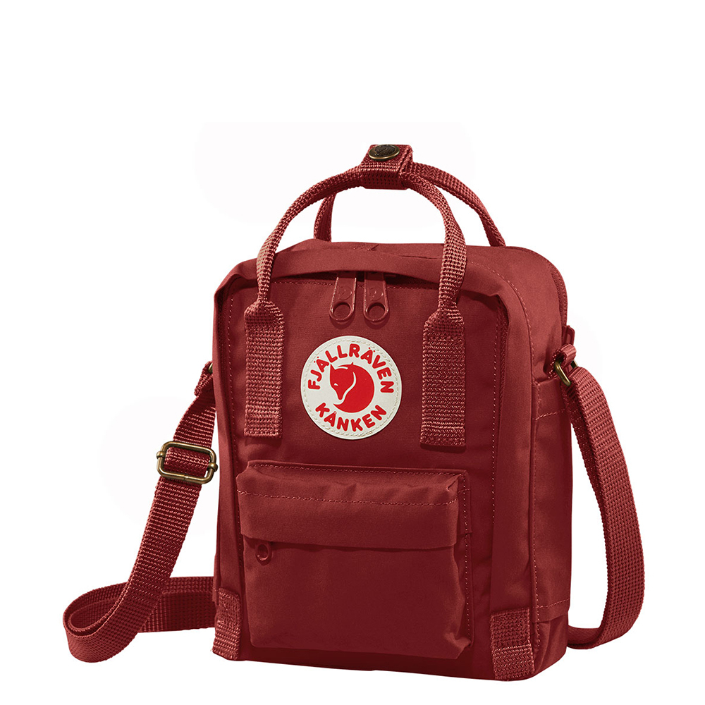 Fjallraven Kanken Sling Shoulderbag Ox Red
