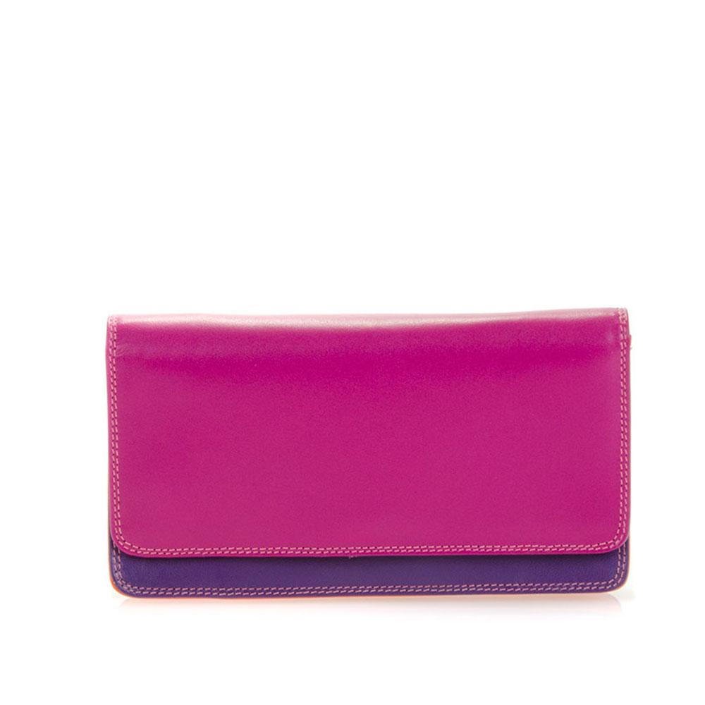 Mywalit Medium Matinee Wallet Portemonnee Sangria Multi