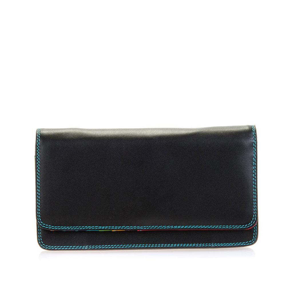 Mywalit Medium Matinee Wallet Portemonnee Black/ Pace