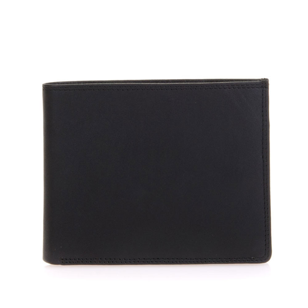 Mywalit Large Men's Wallet BriteLite Portemonnee Black