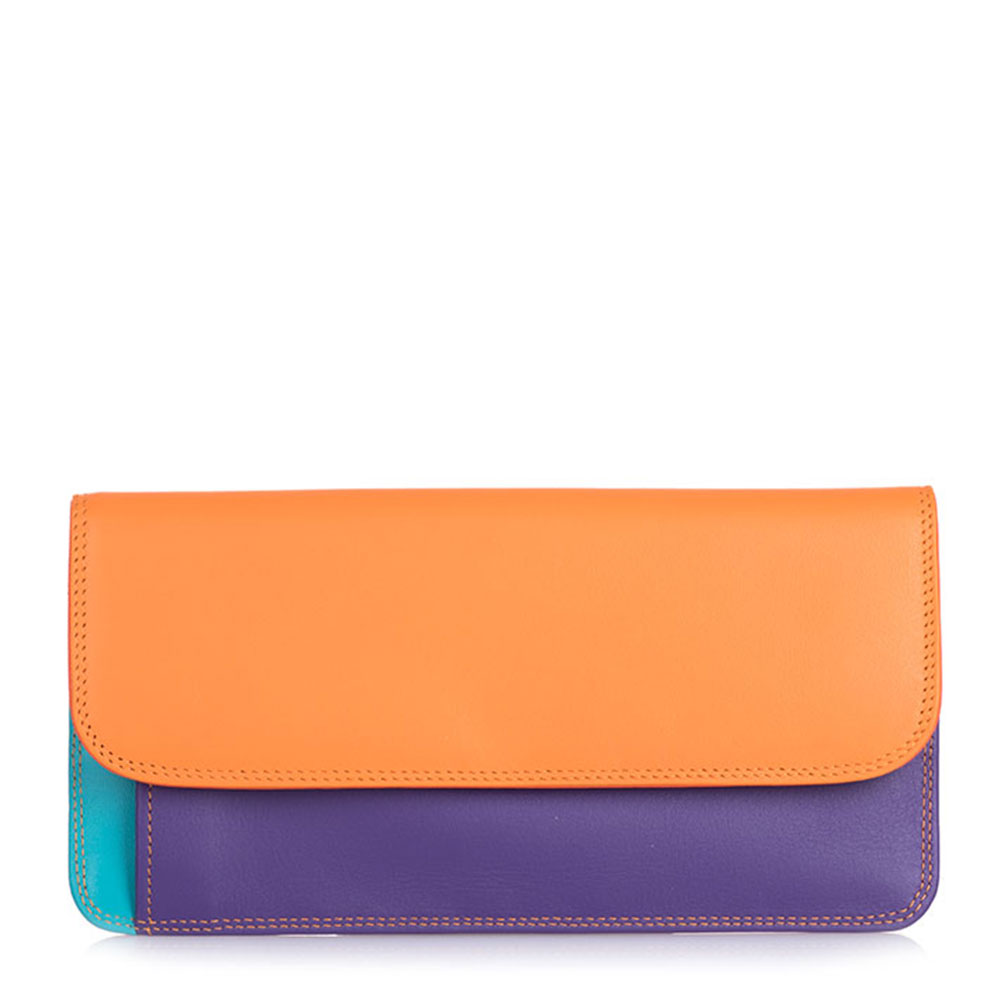 Mywalit Simple Flapover Purse/Wallet Portemonnee Copacabana