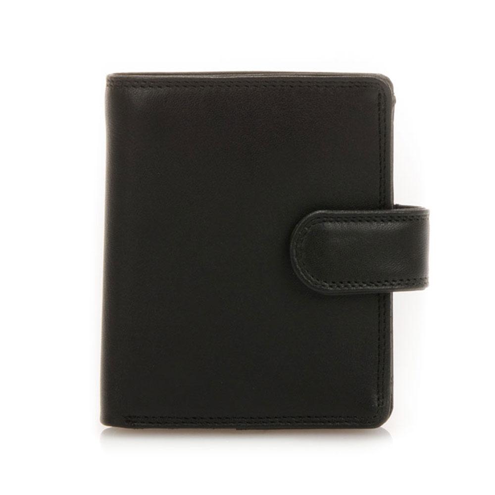 Mywalit Tri-Fold Tab Wallet Portemonnee Black