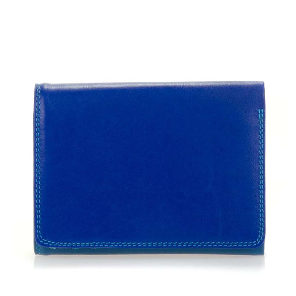 Mywalit Medium Tri-Fold Wallet Portemonnee Seascape
