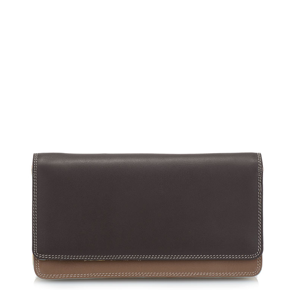 Mywalit Medium Matinee Wallet Portemonnee Mocha