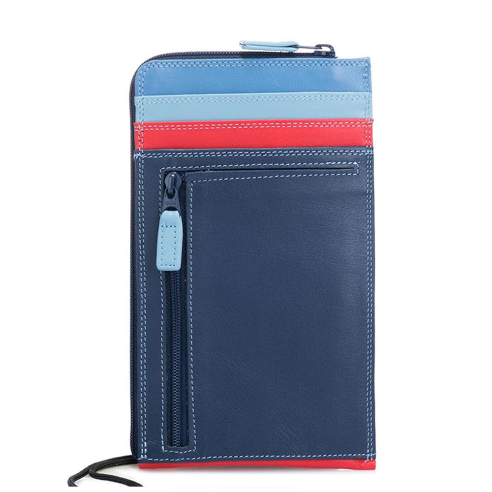 Mywalit Neck Purse/ Wallet Portemonnee Royal
