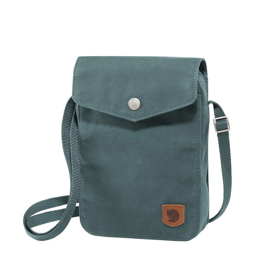 FjallRaven Greenland Pocket Frost Green