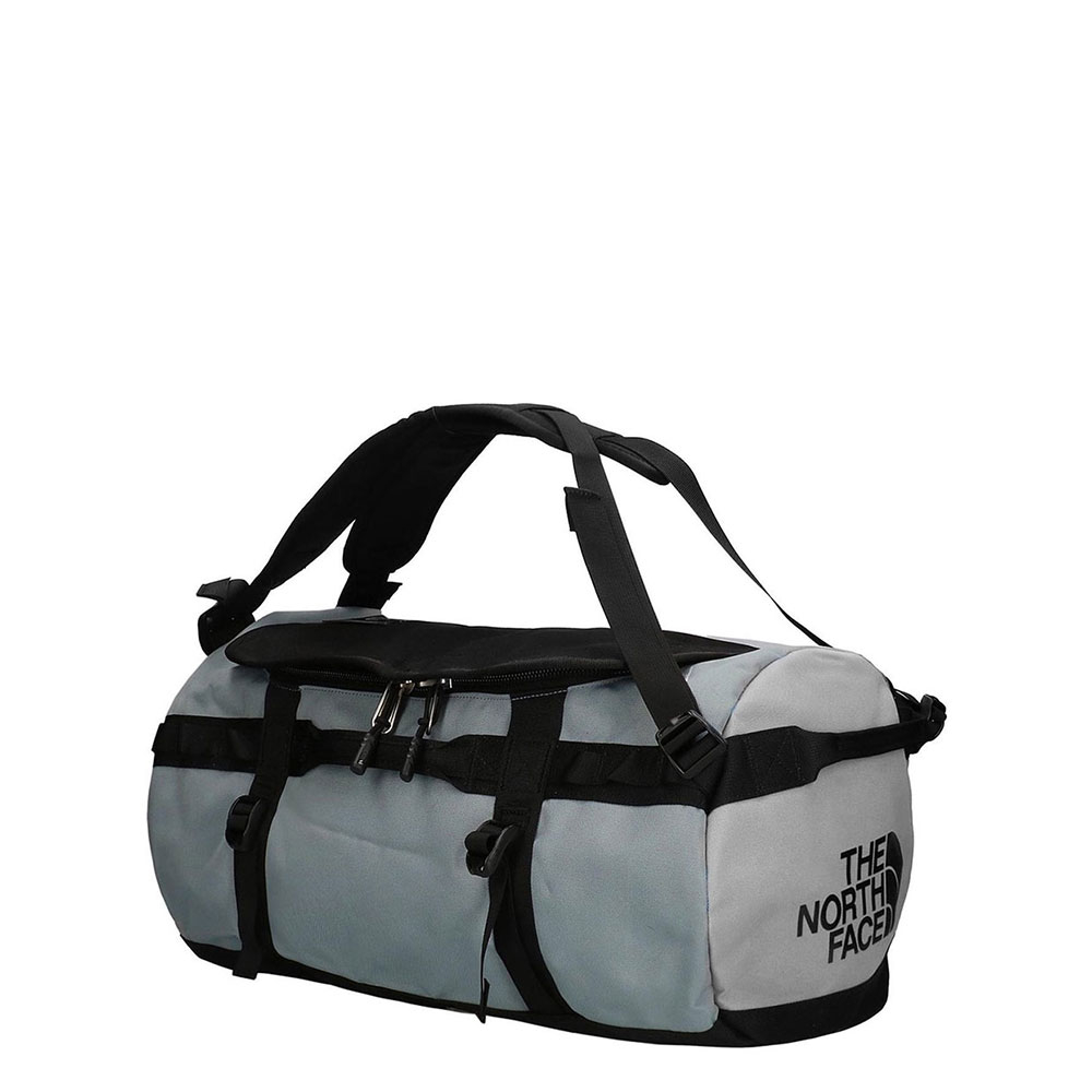 The North Face Gilman Duffel S TNF Black/ Mid Grey