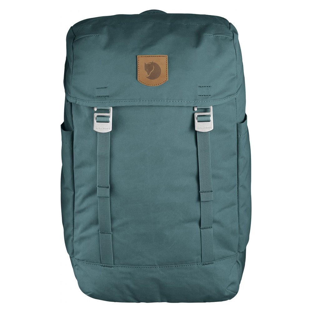 FjallRaven Greenland Top Backpack Frost Green FjallRaven Laptop Backpacks