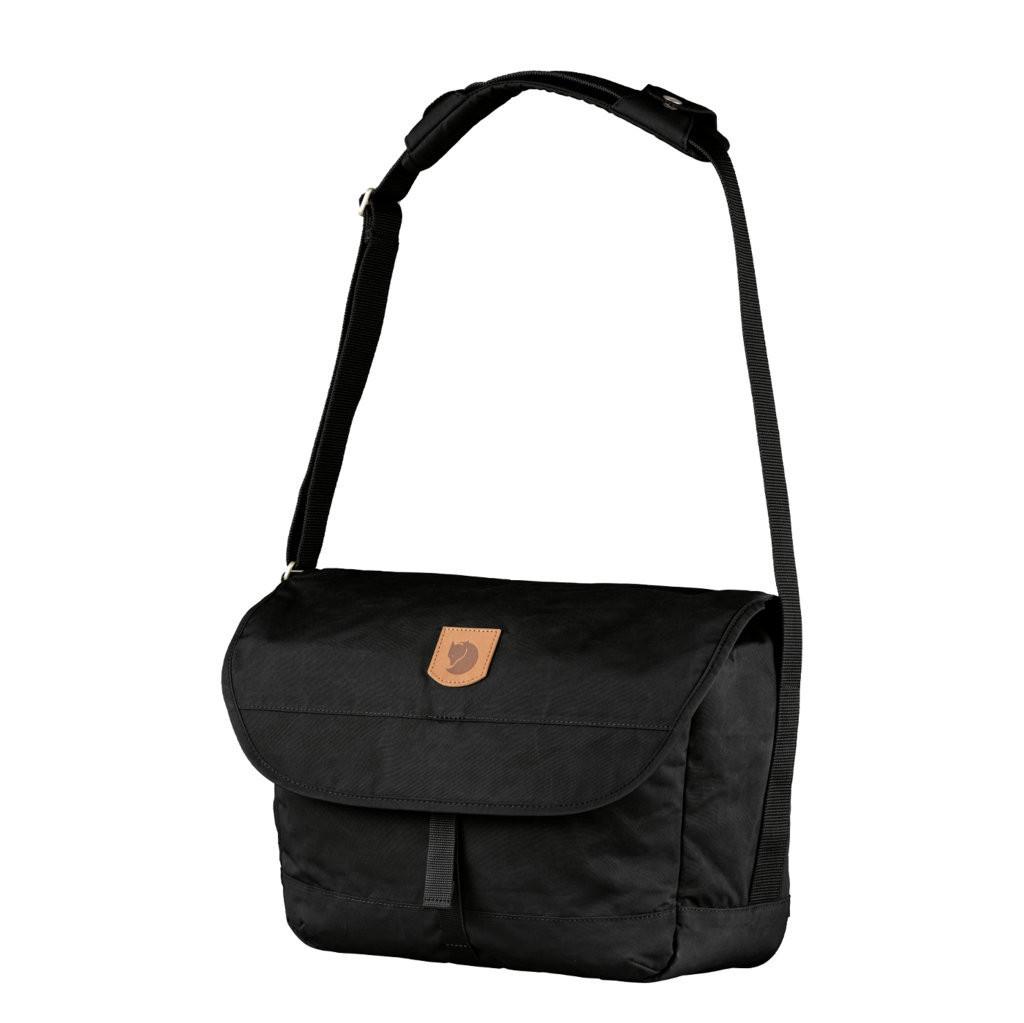 FjallRaven Greenland Shoulder Bag Black