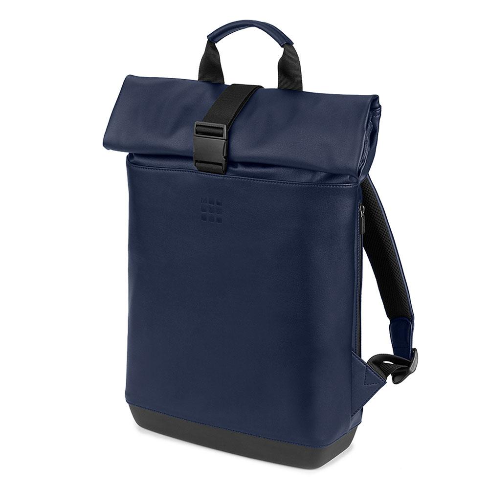Moleskine Classic Rolltop Backpack Sapphire Blue