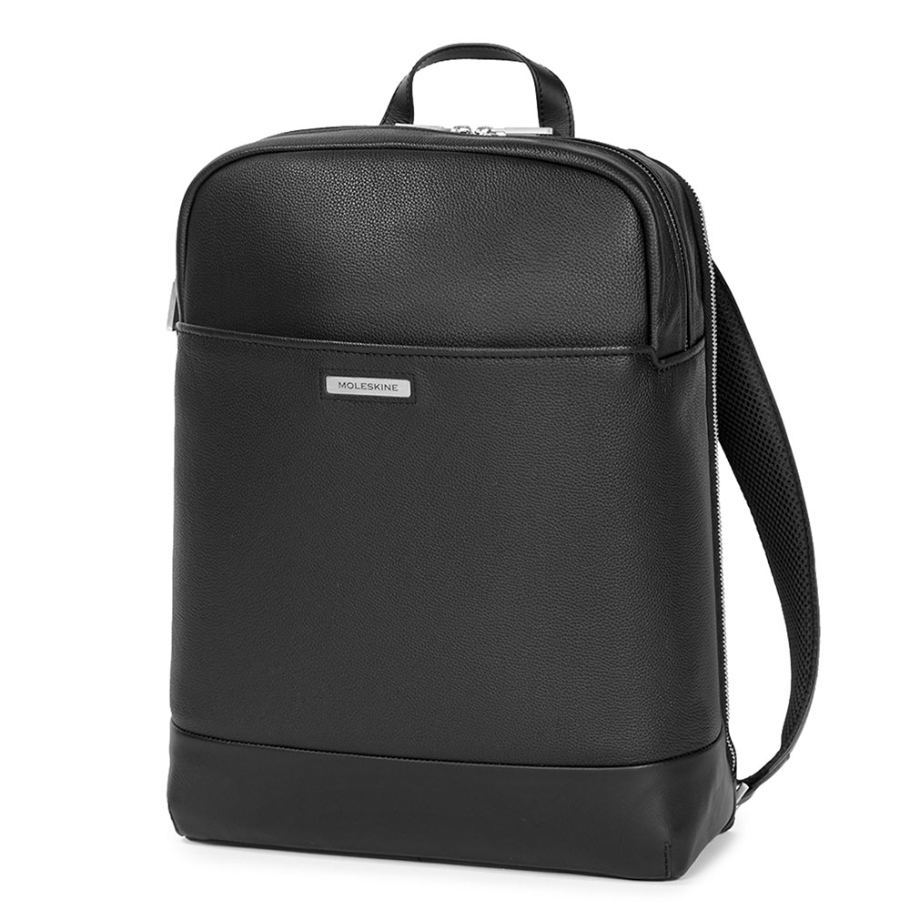 Moleskine Classic Match Squared Top Backpack Black