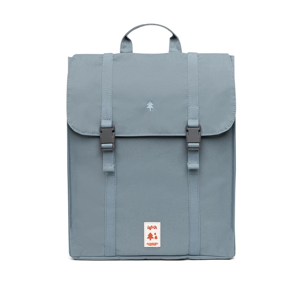 Lefrik Eco Handy Backpack 15 Stone Blue