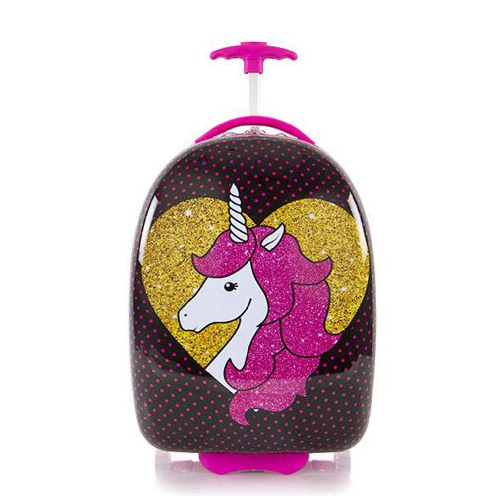 Heys Round Shape Kinderkoffer Unicorn