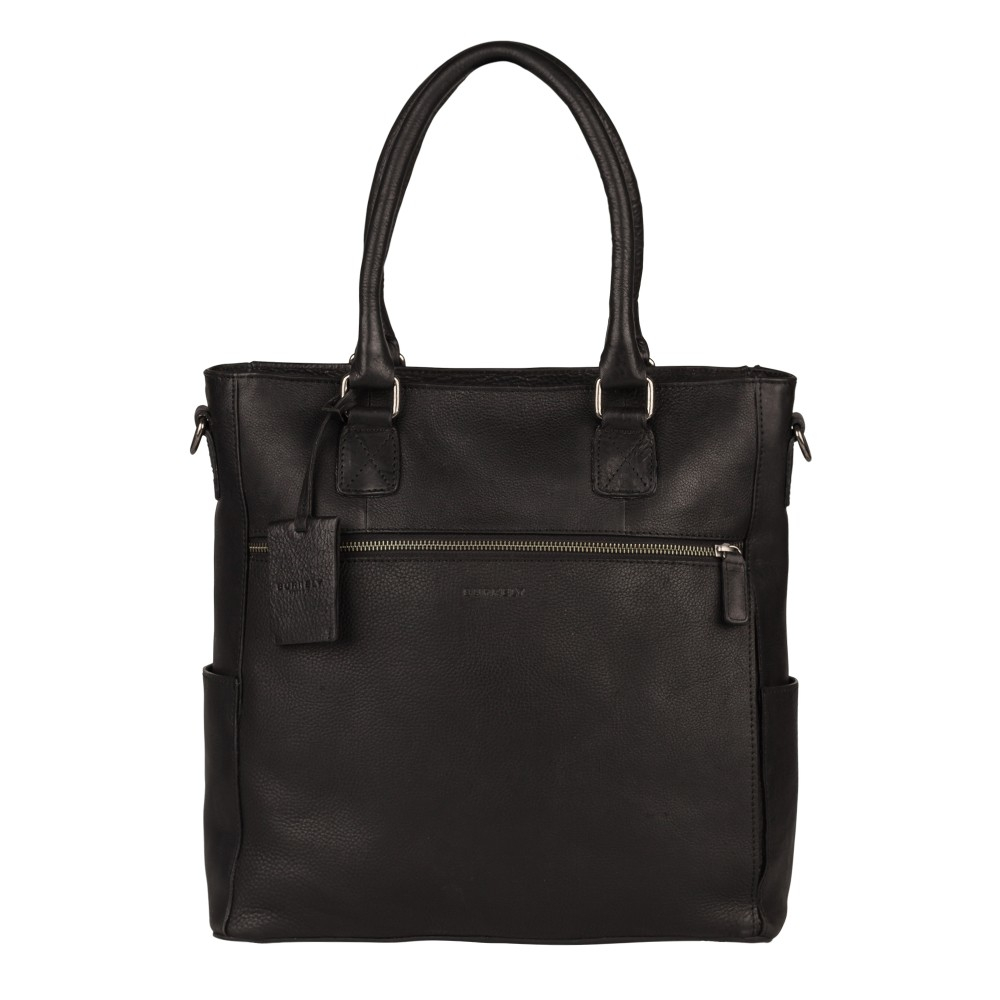 Burkely Antique Avery Shopper Black