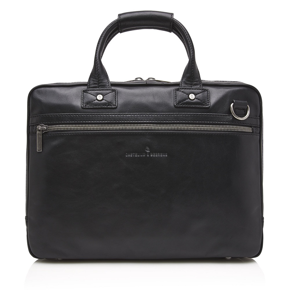 Castelijn & Beerens Firenze Business Laptoptas 15.6'' Black