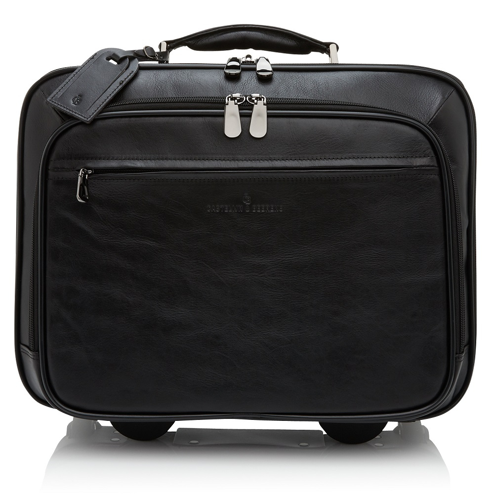 Castelijn & Beerens Firenze Business Laptoptrolley 15.6'' Black