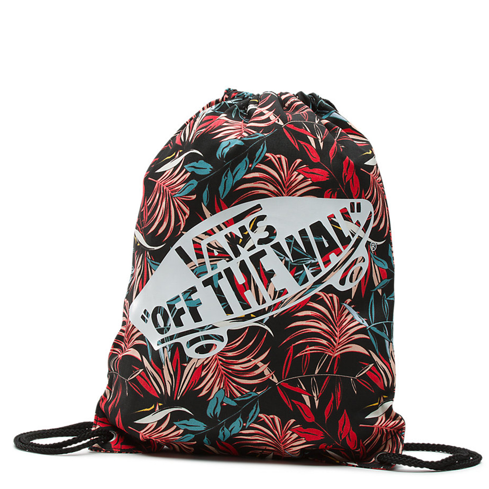 Vans Benched Bag Novelty Black California Floral