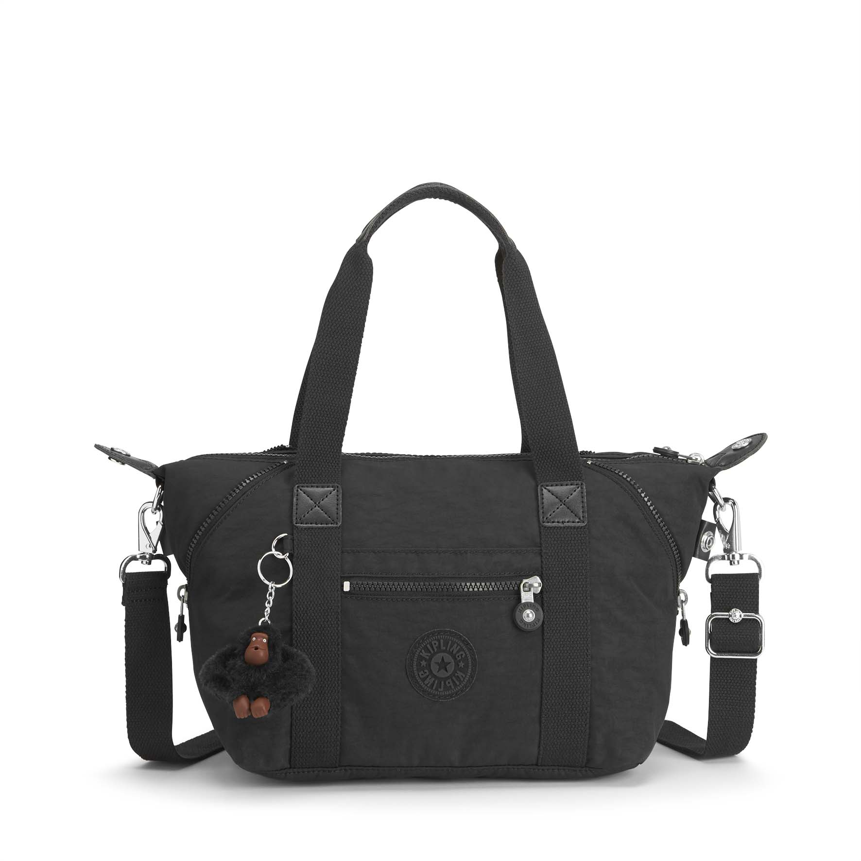 Kipling Art Mini Handtas True Black