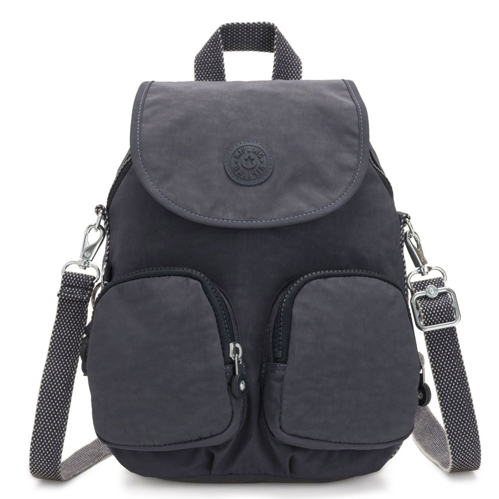 Kipling Firefly Up Backpack Night Grey