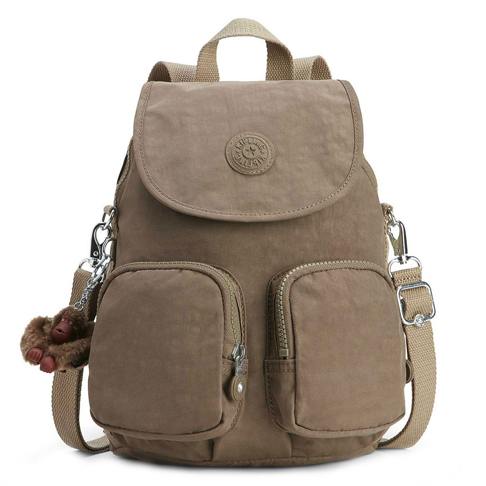 Kipling Firefly Up Backpack True Beige