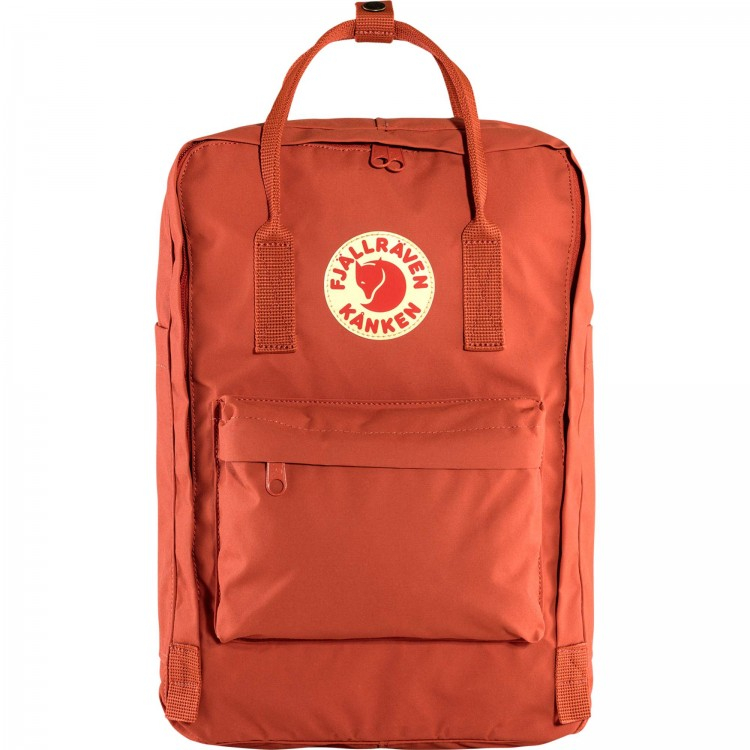 FjallRaven Kanken Laptop 15 Rugzak Rowan Red