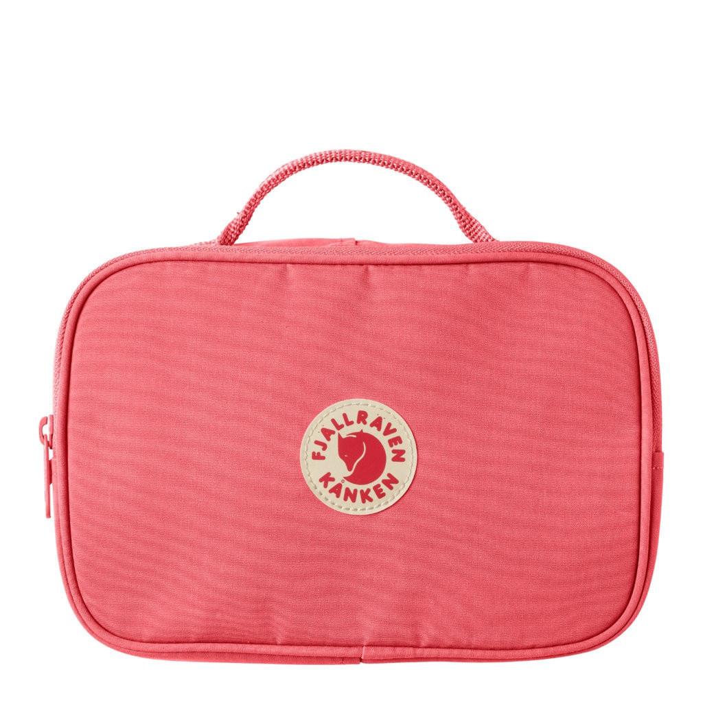 Fjallraven Kanken Toiletry Bag peach pink Toilettas