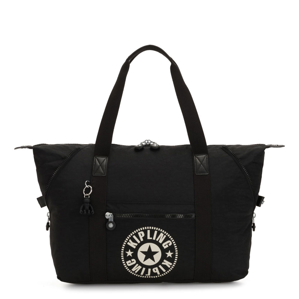 Kipling Art M Reistas Lively Black