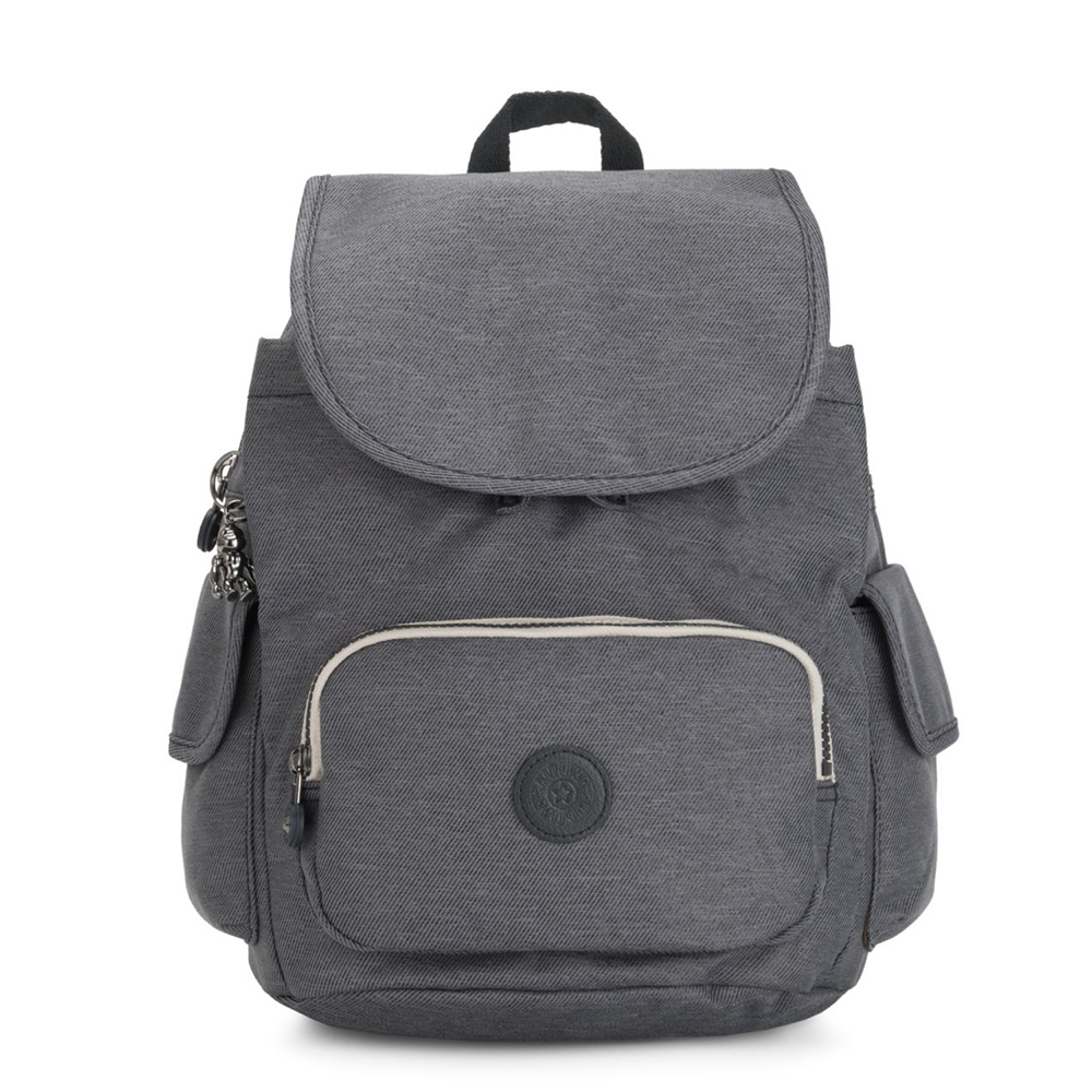 Kipling City Pack S Backpack Charcoal