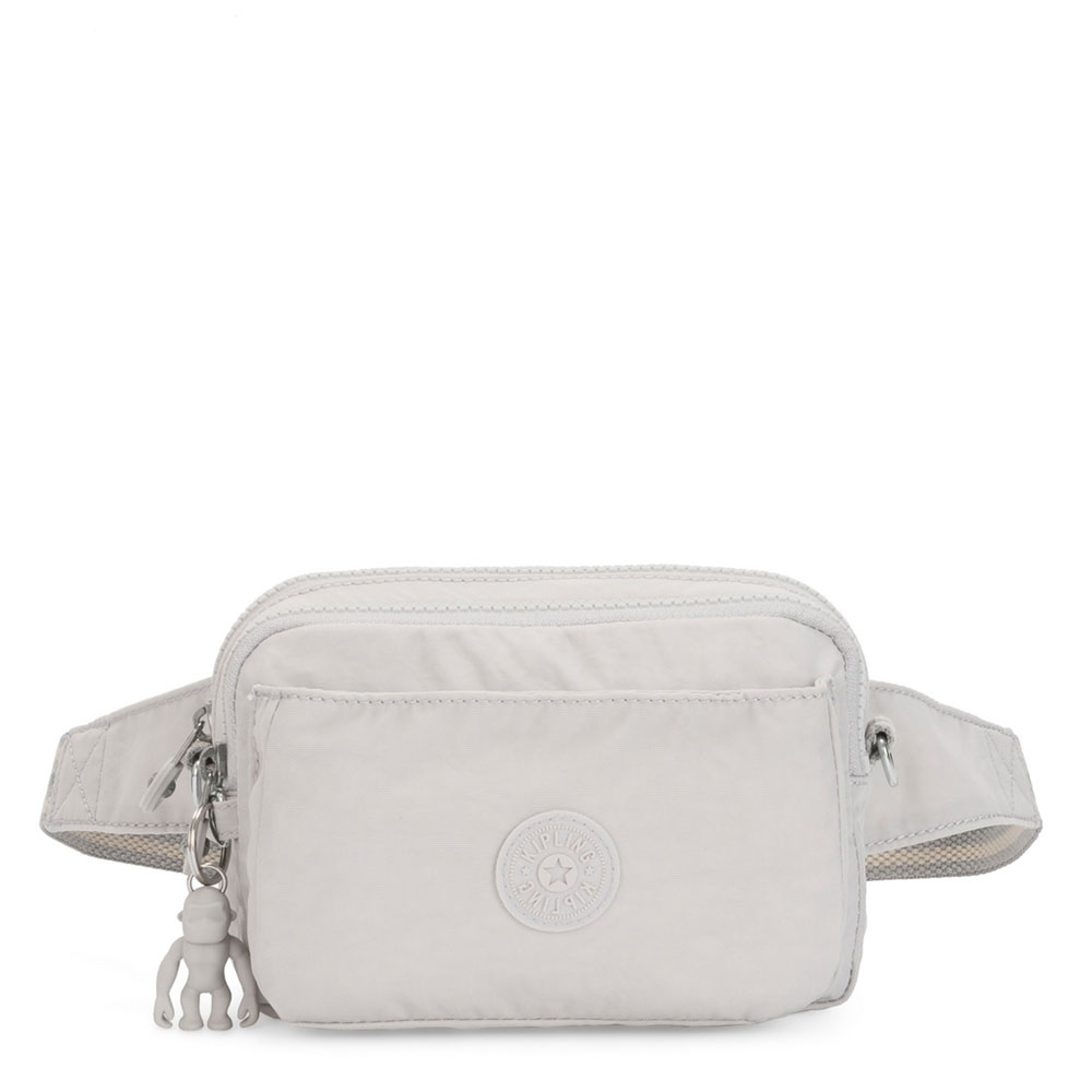 Kipling Abanu Multi Crossbody Curiosity Grey