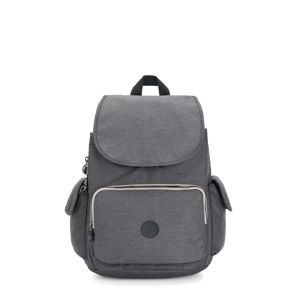 Kipling City Pack Backpack Charcaol