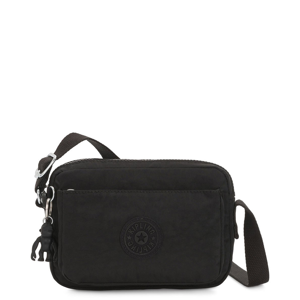 Kipling Abanu Mini Crossbody Black Noir
