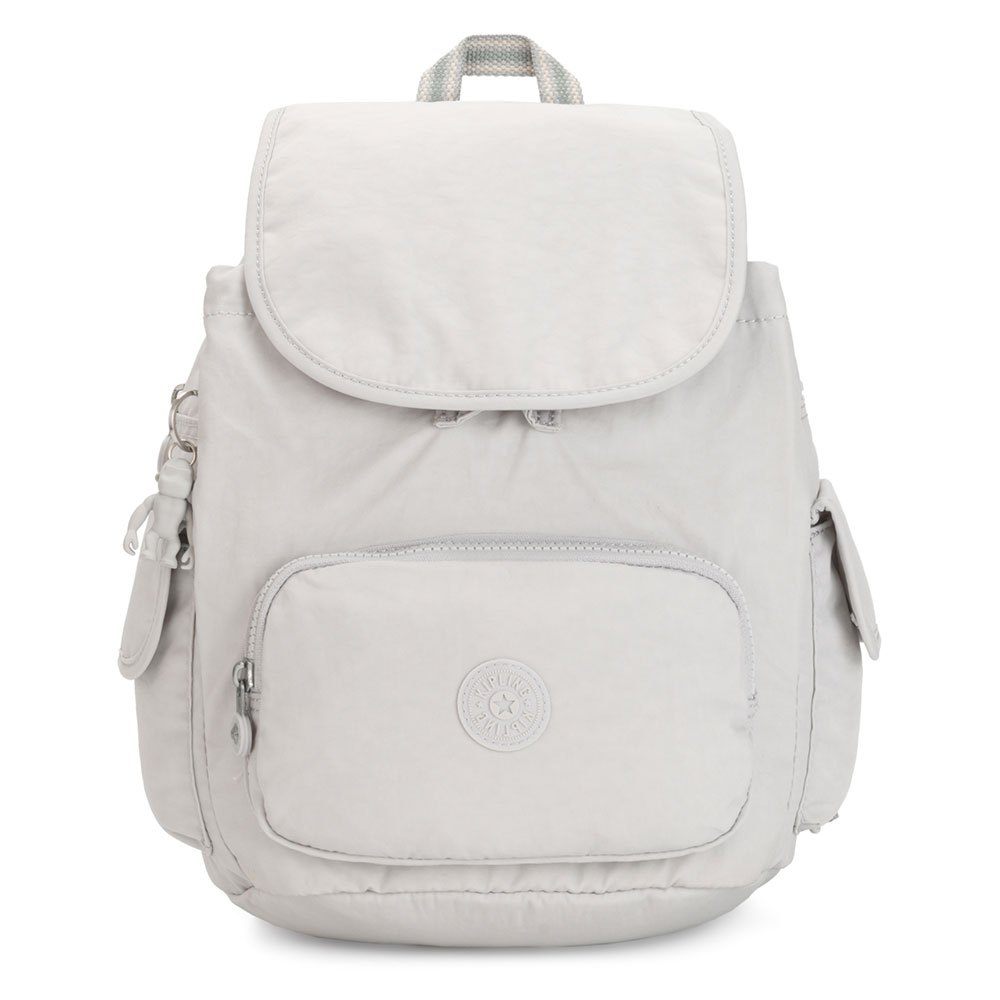 Kipling City Pack S Backpack Curiosity Grey