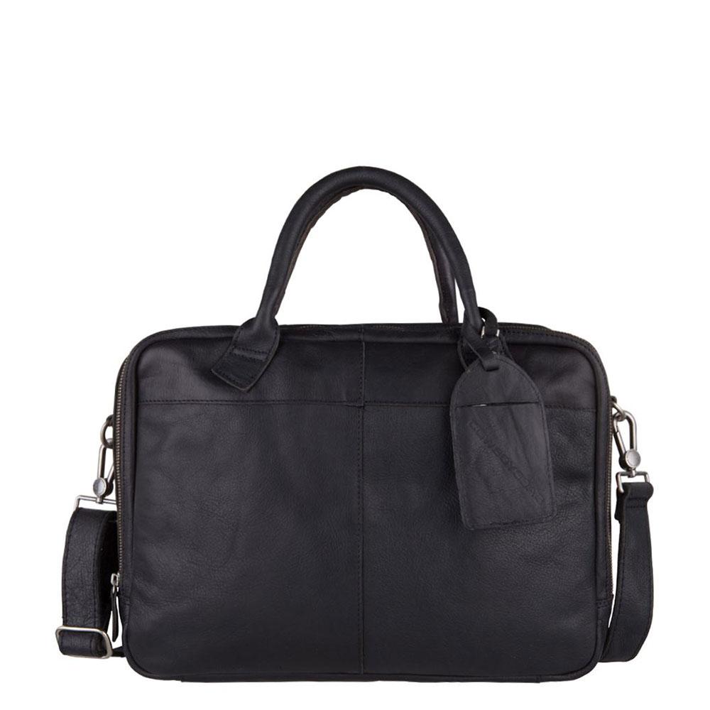 Cowboysbag Laptop Bag Fairbanks Schoudertas 15 Black