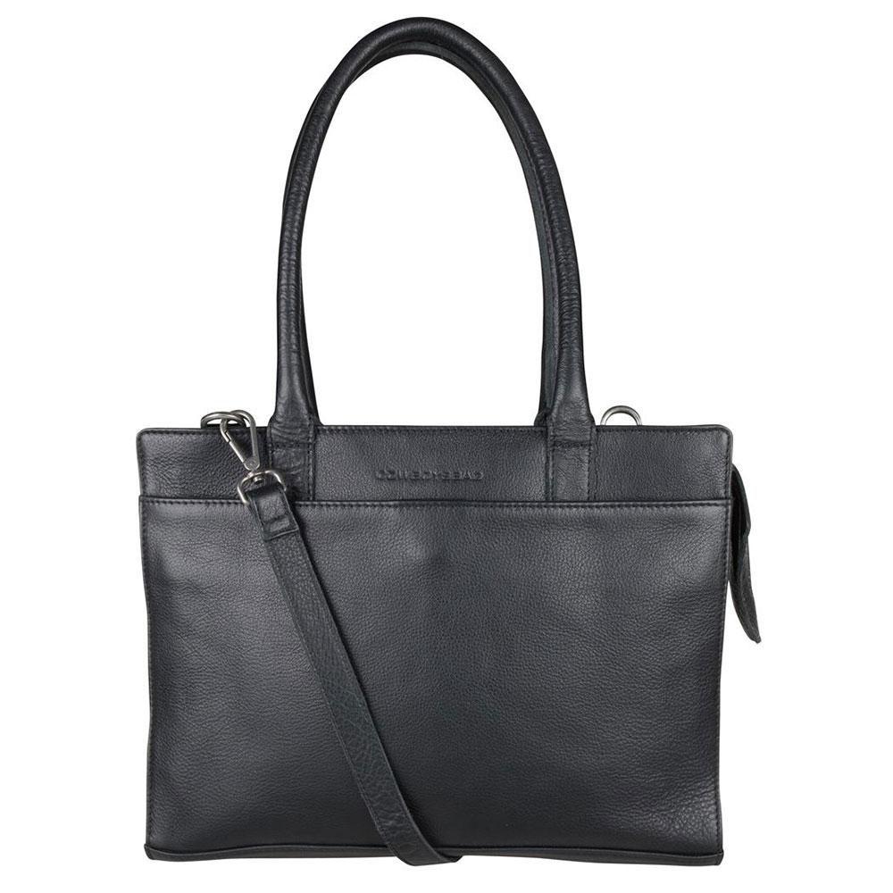 Cowboysbag X Bobbie Bodt Bag Jade 13 Schoudertas Black