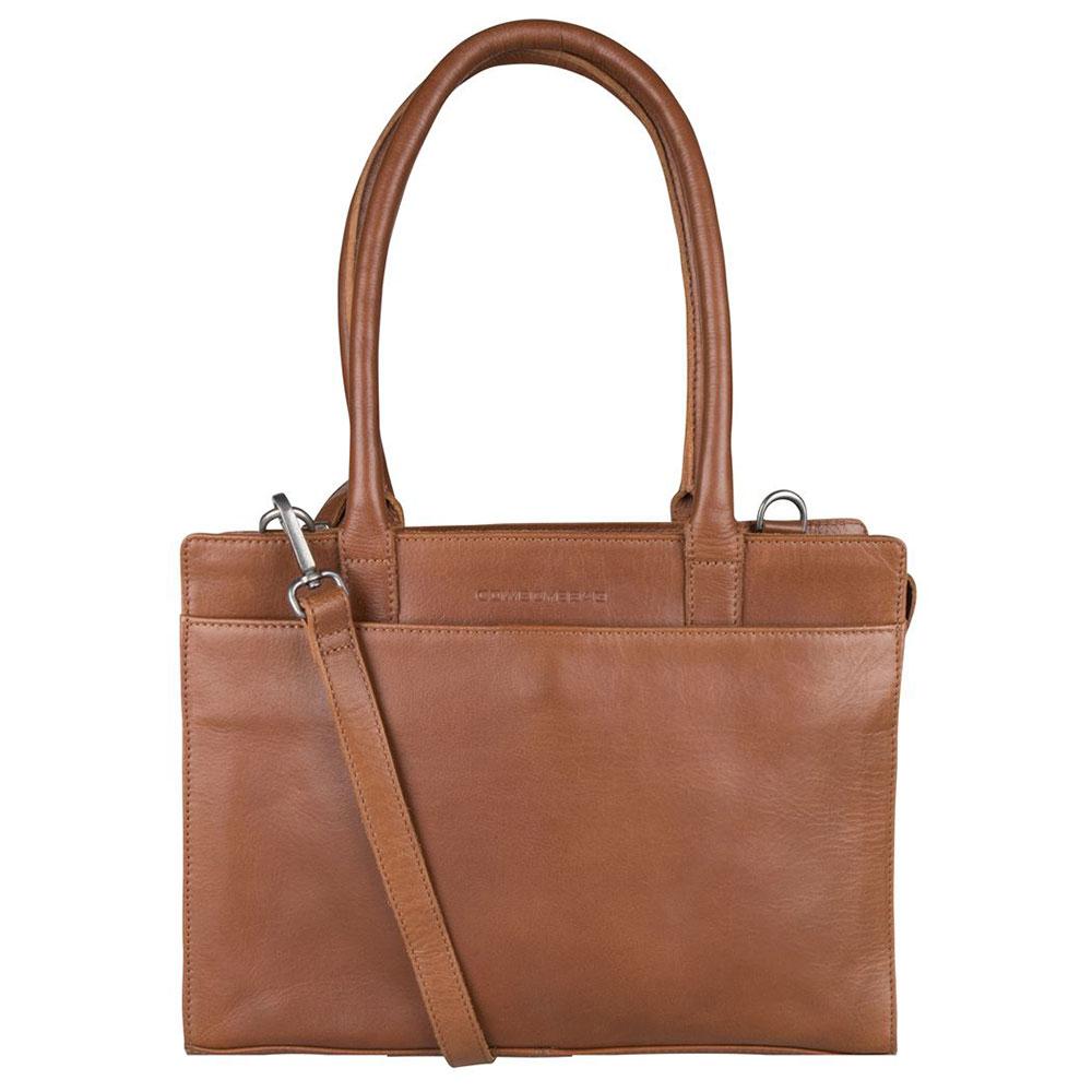 Cowboysbag X Bobbie Bodt Bag Jade 13 Schoudertas Tan