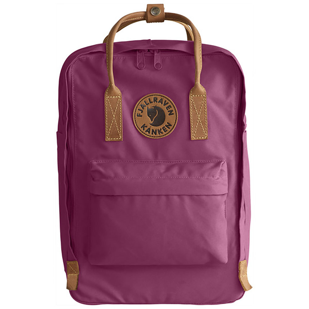 FjallRaven Kanken No. 2 Laptop 15 Rugzak Plum