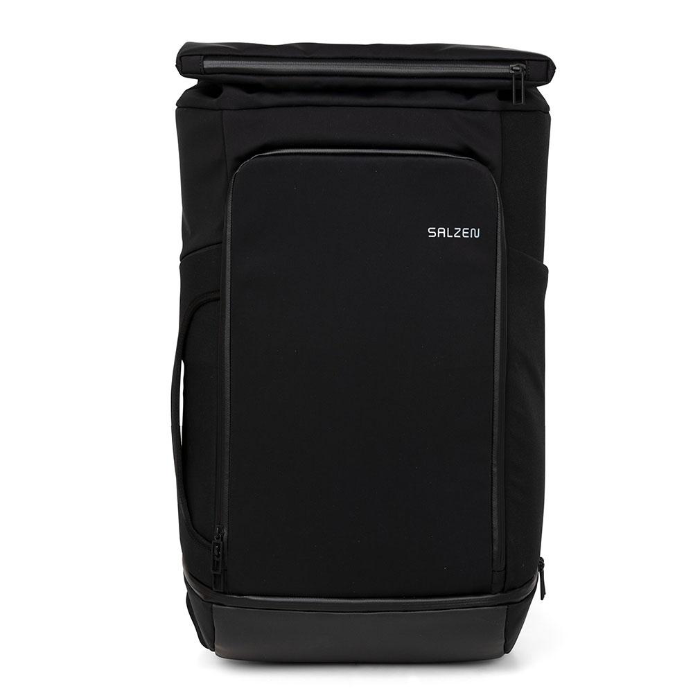 Salzen Triplete Travel Bag Backpack Phantom Black