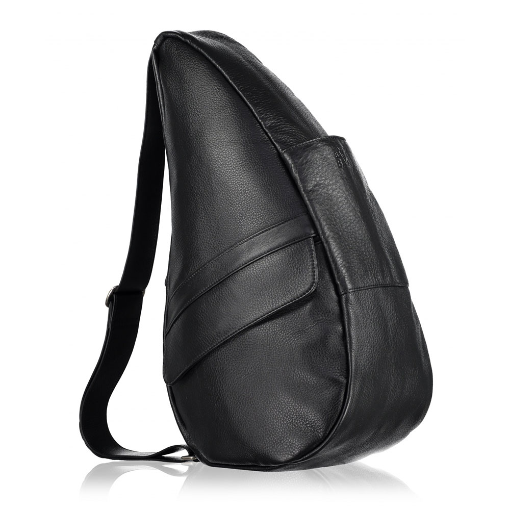 The Healthy Back Bag Leather M Black